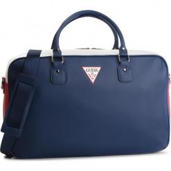 Torba GUESS - TM6587 POL91 BLM. Niebieskie torebki klasyczne damskie Guess, z aplikacjami, ze skóry ekologicznej. Za 499,00 zł.