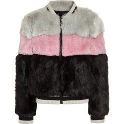 Sisley JACKET Kurtka Bomber multicolor. Czarne kurtki chłopięce Sisley, z materiału. W wyprzedaży za 254,25 zł.