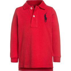 Polo Ralph Lauren Koszulka polo signal red. Czerwone t-shirty chłopięce Polo Ralph Lauren, z bawełny. W wyprzedaży za 174,30 zł.