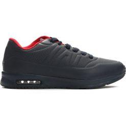 Granatowe Buty Sportowe Repertuar. Czarne buty skate męskie marki Born2be, na zamek. Za 99,99 zł.