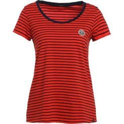 T-shirty damskie: Scotch & Soda STRIPES Tshirt z nadrukiem red