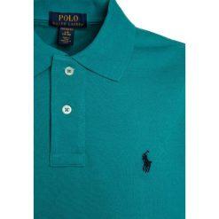 Polo Ralph Lauren CUSTOM TOPS Koszulka polo western turquoise. Niebieskie t-shirty chłopięce Polo Ralph Lauren, z bawełny. Za 169,00 zł.