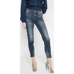Miss Sixty - Jeansy ALEEN. Niebieskie jeansy damskie Miss Sixty. Za 599,90 zł.