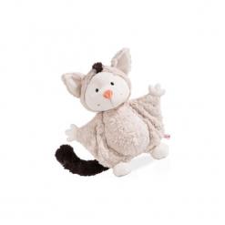 Nici  Maskotka Latająca wiewiórka 20 cm - brązowy. Brązowe przytulanki i maskotki NICI, z materiału. Za 55,00 zł.