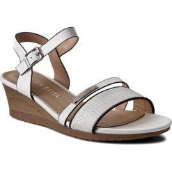 Rzymianki damskie: Sandały VIA RAVIA – WS17036-3 Biały