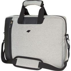 Torby na laptopa: Torba na laptopa TRU001 – szary melanż