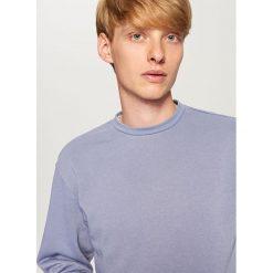 Gładka bluza Basic - Niebieski. Niebieskie bluzy męskie marki House, l. Za 59,99 zł.