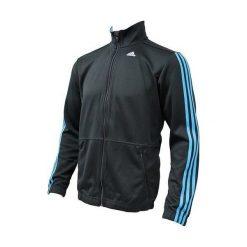 Bejsbolówki męskie: Adidas Bluza męska CLTR T-Top Knit czarna r. XS (M31169)