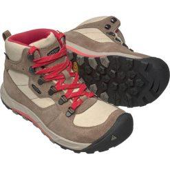 Buty trekkingowe damskie: Keen Buty trekkingowe WESTWARD MID WP kolor brązowo-beżowy r. 37 (WESTWRDMW-WN-SNCO)