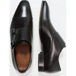 Buty wizytowe męskie: Avelar by PB ABRAHAM Eleganckie buty black