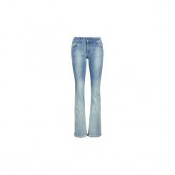 Jeansy bootcut Meltin'pot  NICOLE. Niebieskie jeansy damskie bootcut marki bonprix. Za 351,20 zł.