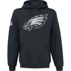 Bejsbolówki męskie: NFL Philadelphia Eagles Bluza z kapturem czarny