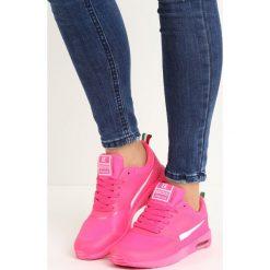 Różowe Buty Sportowe Nimble. Czerwone buty sportowe damskie marki Born2be. Za 69,99 zł.