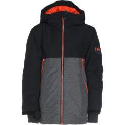 Quiksilver SIERRA YOUTH Kurtka snowboardowa black. Niebieskie kurtki dziewczęce sportowe marki Quiksilver, l, narciarskie. W wyprzedaży za 439,20 zł.