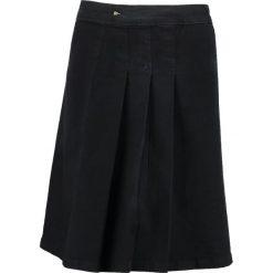 Spódniczki jeansowe: H.I.S Spódnica jeansowa premium blue black wash