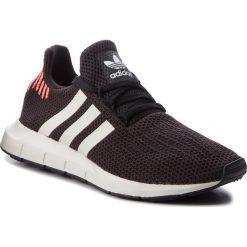 Buty adidas - Swift Run B37730 Cblack/Ftwwht/Greone. Czarne buty skate męskie marki Asics, do piłki nożnej. W wyprzedaży za 269,00 zł.