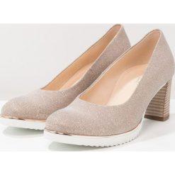 Gabor Czółenka na platformie beige. Czarne buty ślubne damskie marki L'INTERVALLE, z materiału. W wyprzedaży za 349,30 zł.