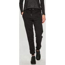 Answear - Spodnie. Czarne bryczesy damskie ANSWEAR, l, z bawełny. Za 89,90 zł.