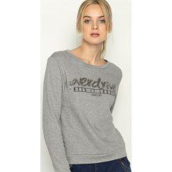 Bluzy damskie: Szara Bluza Overdrive