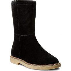 Kozaki VAGABOND - Christy 4459-040-20 Black. Czarne buty zimowe damskie marki Vagabond, ze skóry. W wyprzedaży za 359,00 zł.