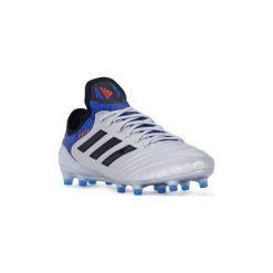 Buty do piłki nożnej adidas  COPA 18.1 FG. Szare halówki męskie marki Adidas, do piłki nożnej. Za 824,92 zł.