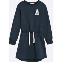 Sukienki dziewczęce dzianinowe: Name it – Sukienka dziecięca 128-164 cm