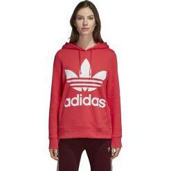 Bluza adidas Trefoil (DH3136). Czerwone bluzy damskie Adidas, z bawełny. Za 223,99 zł.