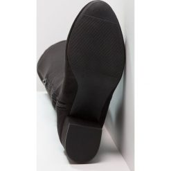 Dorothy Perkins TASTY Muszkieterki black. Czarne buty zimowe damskie marki Dorothy Perkins, z materiału. Za 249,00 zł.