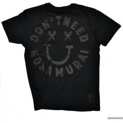 T-shirt Smile Black. Czarne t-shirty damskie Pakamera. Za 139,00 zł.