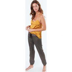 Piżamy damskie: Etam - Top piżamowy Talia