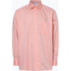 OLYMP Luxor comfort fit - Koszula męska – niewymagająca prasowania, pomarańczowy. Brązowe koszule męskie na spinki marki FORCLAZ, m, z materiału, z długim rękawem. Za 199,95 zł.