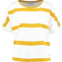 T-shirty damskie: Betty & Co Tshirt z nadrukiem white brass