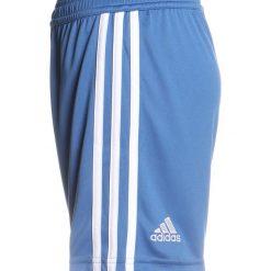 Adidas Performance DFB HOME Krótkie spodenki sportowe traroy/white. Niebieskie spodenki chłopięce adidas Performance, z materiału, sportowe. W wyprzedaży za 141,55 zł.
