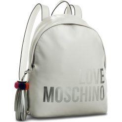 Plecaki damskie: Plecak LOVE MOSCHINO – JC4312PP05KQ0100  Bianco