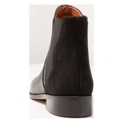 Mint&berry Ankle boot black. Czarne botki damskie skórzane marki mint&berry. Za 379,00 zł.