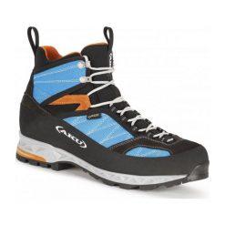 Aku Męskie Buty Trekkingowe Tengu Lite Gtx, Turquoise/Orange, 8 (42,0). Pomarańczowe buty trekkingowe męskie Aku, z gore-texu, wspinaczkowe, gore-tex. Za 809,00 zł.