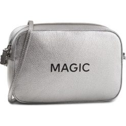 Torebka COCCINELLE - CV3 Mini Bag E5 CV3 55 G9 30 Silver Y69. Szare listonoszki damskie Coccinelle, ze skóry. W wyprzedaży za 659,00 zł.