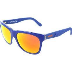 """Okulary przeciwsłoneczne damskie aviatory: Okulary przeciwsłoneczne """"JC648S 92L"""" w kolorze niebieskim"""