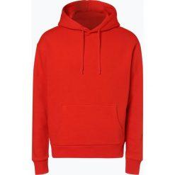 Review - Męska bluza nierozpinana, czerwony. Czerwone bluzy męskie rozpinane Review, l, z bawełny, z kapturem. Za 129,95 zł.