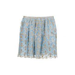 Spódnice krótkie Manoush  ARABESQUE. Niebieskie minispódniczki marki Manoush. Za 1039,20 zł.