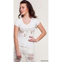 Bluzki, topy, tuniki: T-shirt z nadrukiem MT&MM