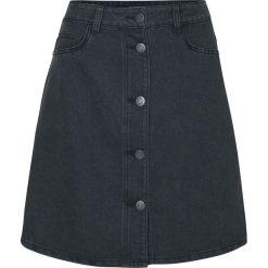 Spódniczki: Noisy May Sunny Short Skater Skirt Spódnica czarny