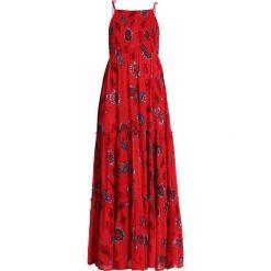 Sukienki: Free People GARDEN PARTY  Długa sukienka red combo