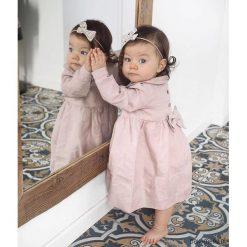 Sukienki dziewczęce: Sukienka lniana Little Susie