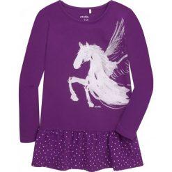 Sukienki dziewczęce: Tunika z falbaną dla dziewczynki 9-13 lat