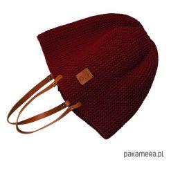 Shopper Bag by Filo Loop. Brązowe shopper bag damskie Pakamera, z bawełny. Za 219,00 zł.