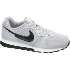 Buty sportowe damskie: buty Nike Md Runner 2 (Gs) NIKE popielate