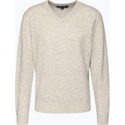Mc Earl - Sweter męski, beżowy. Brązowe swetry klasyczne męskie Mc Earl, m, z wełny. Za 129,95 zł.