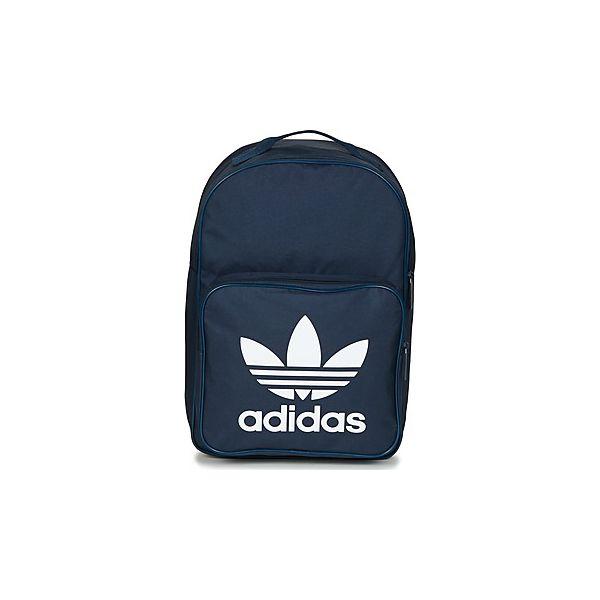 3a5d99f6a3009 Plecaki adidas BP CLAS TREFOIL - Niebieskie plecaki damskie marki ...