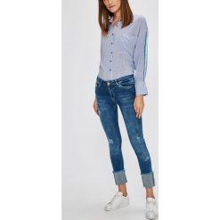 Miss Poem - Jeansy Mavi. Niebieskie jeansy damskie marki Miss Poem. W wyprzedaży za 69,90 zł.